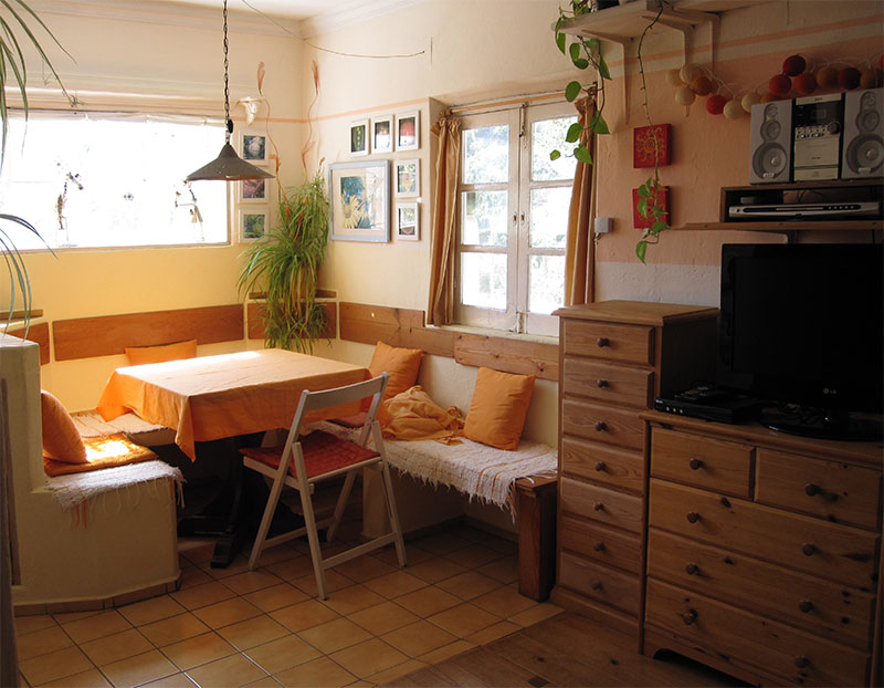 ferien in aljezur das haus. Black Bedroom Furniture Sets. Home Design Ideas
